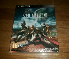 Final Fantasy XIII Slipcover Version Rare New & Sealed PS3