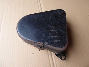 Werkzeugkasten Oldtimer Motorrad DKW SB NZ 200? Werkzeugkiste