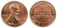 2002 P & D UNCIRCULATED PLUS 2002-S PROOF LINCOLN CENTS (3 COINS)