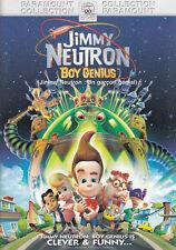 Jimmy Neutron - Boy Genius - Un Garcon Genial - Clever & Funny - Brand New
