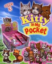 Kitty in my Pocket Serie 3 - Einzelfiguren zum auswählen Booster Tüten Display