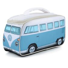 Volkswagen camper van lunch bag officially licensed blue