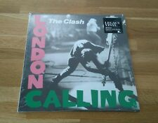 The Clash London Calling 2015 European 2LP 180 Gram New Sealed Punk New Wave