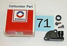 91-95 Camaro Firebird 91-97 S10 Pickup Blazer Throttle Position Sensor 404   #71
