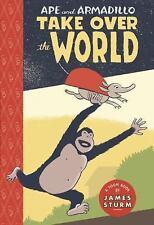 Ape & Armadillo Take Over the World: Toon Level 3 (Hardback or Cased Book)