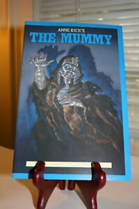 Anne Rice's The Mummy or Ramses the Damned Book 2 Millennium Graphic Novel