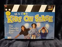 Kids on Stage Charades Communication Game for Kids ~ NEW SEALED