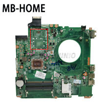 For Hp 15 15-P071Nr 15-P Laptop Motherboard A8-5545 Cpu Day23Amb6C0 766713-501