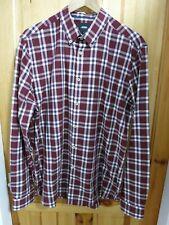 Mens Burton Check Shirt - Large