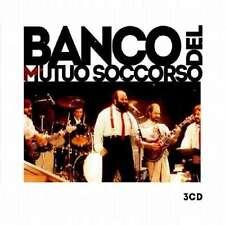 Box Banco Del Mutuo Soccorso [3 CD] RCA
