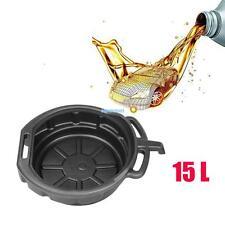 Bac de vidange d'huile Yato polypropylène Poignées pour transports 15L