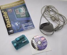 DAZZLE VIDEO CREATOR + DM-5000 DIGITAL PHOTO MAKER + CABLES + SOFTWARE