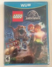 WB Games Lego Jurassic World Game Rated E For Everyone For Wii U New Sealed