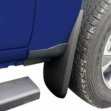 Chevy Colorado Mud Flaps 2015-2017 Guards Splash w/o Flares Molded 2 Piece Front