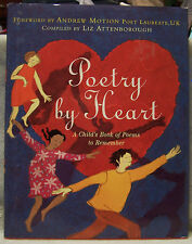 Poetry by Heart-A Child's Book of Poems to Remember by Liz Attenborough, HC/DJ