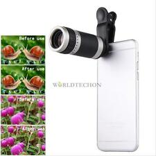 8x Zoom Telephoto Optical Camera Lens Telescope for IPhone Cell Mobile Phone
