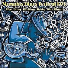 Memphis Blues Festival 1975 von Bobby Blue Bland,B.B. King,Albert King (2017)