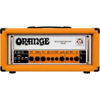 Orange Amplifiers Rockerverb 100 MKIII 100W Tube Guitar Amp Head Orange LN