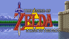 The Legend of Zelda - A Link to the Past PAL SNES