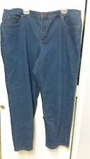 JMS Blue Jeans Stretchy Pants Plus Size 26W WC1183