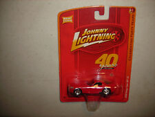 Johnny Lightning 40 Years 2008 Dodge Viper SRT 10 ACR RED w/ Chrome rims FREE SH
