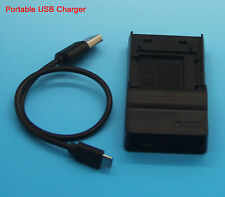 Battery Charger for DMW-BMB9 Panasonic Lumix DMC-FZ40 DMC-FZ60 DMC-FZ70 DMC-FZ80