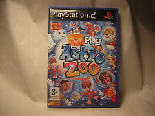 Playstation 2 EYETOY PLAY ASTRO ZOO    PS2 eye toy