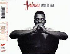 HADDAWAY : WHAT IS LOVE / CD - TOP-ZUSTAND