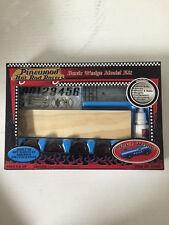 Basic Wedge Model Kit Hot Rod Racers Pinewood Derby Car - Boy Scouts Racing BSA