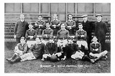 pt8386 - Dewsbury & Savile Football Club 1910-11 , Yorkshire - photograph 6x4