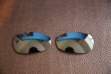 PolarLenz Polarized Black Replacement Lens for-Oakley Juliet sunglasses