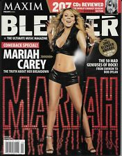 Mariah Carey TWO AMAZING VINTAGE MAGAZINES IN MINT CONDITION & WITH CALENDAR!!!!
