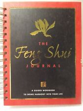 "Book ""The Feng Shui Journal"" A Complete Work Book For Harmony And Peace"