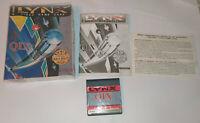 QIX Atari Lynx Game Cartridge 1992 *In Box* CIB