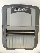 ZEBRA QL420 PLUS STAMPANTE MOBILE WIRELESS LAN NUOVA LABEL PRINTER Q4C-LUFCE011