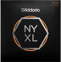 D'Addario NYXL1046 Nickel Wound Electric Guitar Strings, Regular Light, 10-46
