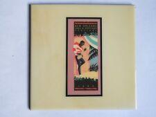 Festival TILE ~ New Orleans Jazz & Heritage Fest ~ RARE 1985 Tore Wallin Design