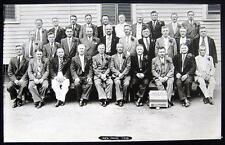 """**1936 ACCORDION MAKERS~1886-1936 """"MERLA SIMONE"""" RPPC"""
