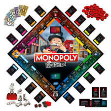 Monopoly For Sore Losers Board Game Christmas Gift Toys Kid's 2020 New S1