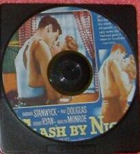 FILM NOIR 67: CLASH BY NIGHT (1952) Fritz Lang, Stanwyck, Douglas, Ryan, Monroe