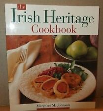 The Irish Heritage Cookbook Margaret M.Johnson cooking book cookery cook 1999