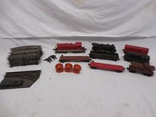 VINTAGE 1950's Lionel Train Set 2 locomotives-Air Whistle Tender- Ect