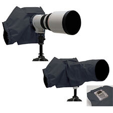 Matin DSLR SLR Camera Rain Cover Lens Protector Bag Black for Canon Nikon Sony