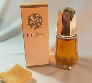 Avon Timeless Cologne Spray FULL BOTTLE with Box 1.7 fl oz  50ml Discontinued