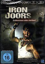 Iron Doors - Entkommen oder sterben! (DVD) NEU&OVP