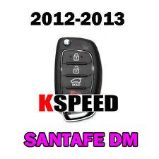 [Kspeed] Folding remote key 95430-2W100 for  Hyundai 2013 2014 Santafe DM