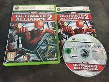 XBOX 360 : Marvel Ultimate Alliance 2