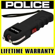 POLICE Stun Gun 928 560 BV Heavy Duty Rechargeable LED Flashlight