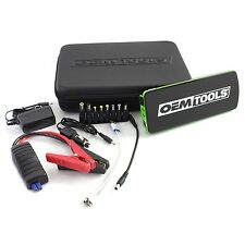 OEM TOOLS Personal Power Source & Jump Starter 24455 V8 and Diesel 18000 mAh