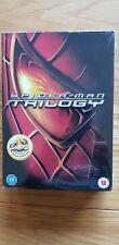 Spider-Man Trilogy (DVD, 2012, Box Set)
